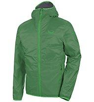 Salewa Braies RTC giacca antipioggia, Green