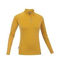 Salewa Cubic Dry'ton Pullover Damen, Marigold