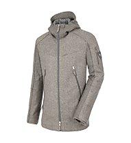 Salewa Dibona 3 giacca Loden, Grey Melange