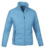 Salewa Flocke Lo. 2.0 giacca pile donna, Opale