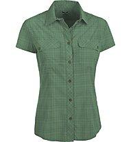 Salewa Kitaa 2.0 Dry'ton camicia a manica corta trekking donna, M Talut Myrtle