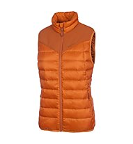 Salewa Maraia 2 gilet in piuma trekking donna, Burnt Orange