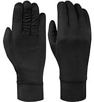 Salewa Ortles Pl/Silk Gloves Alpinhandschuhe, Black
