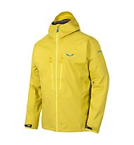 Salewa Pedroc Giacca in GORE-TEX Active, Kamille Yellow