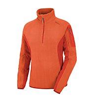 Salewa Plose 2 Half-Zip Pullover Damen, Tigerlily