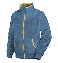 Salewa Puez (Laurin) PL K Full-Zip Kinder-Fleecejacke, Midnight