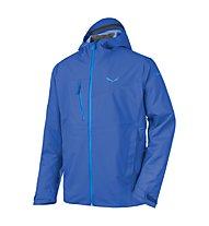 Salewa Puez Powertex 3L - giacca a vento, Nautical Blue