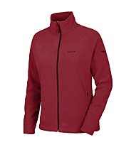 Salewa Rainbow 3 PL giacca pile donna, Velvet Red