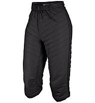 Salewa Sesvenna Prl W 3/4 Pnt Pantaloni 3/4 Alpinismo Donna, Black