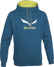 Salewa Solidlogo felpa con cappuccio