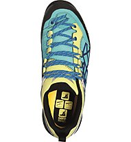Salewa WS WILDFIRE PRO, Bright Acqua/Reef