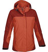 Salewa Zillertal 2.0 giacca GORE-TEX donna, Tigerlilly