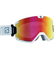 Salomon Cosmic OTG Skibrille, White