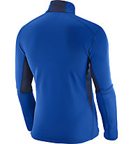 Salomon Discovery Active HZ M - maglia running, Blue
