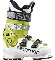 Salomon Quest Pro TR 110, White/Acide Green