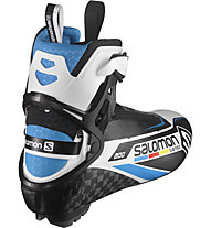 Salomon S-Lab Pursuit, Black/Blue/White