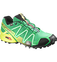 Salomon Speedcross 3 GTX, Real Green/Black