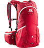 Salomon Trail 20, Bright Red/White