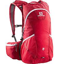 Salomon Trail 20, Bright Red/White