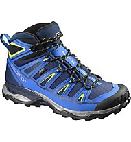 Salomon X ULTRA MID 2 GTX WOM, Blue Depth
