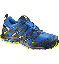 Salomon XA Pro 3D GORE-TEX, Bright Blue/Slateblue/Corona Yellow