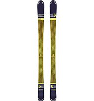 Scott Superguide 88 Ski, Yellow/Dark Blue