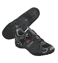 Scott Trail Boa Lady, Anthracite/Pink