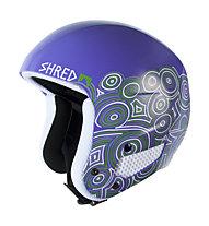 Shred Mega Brain Bucket Rh Nix, Purple