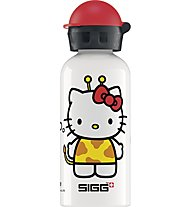 Sigg Hello Kitty Giraffe Costume 0,4 L, White/Red
