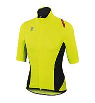 Sportful Jersey bici Fiandre Light Norain SS, Light Yellow
