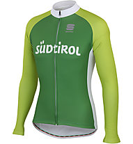 Sportful Jersey bici Südtirol LS, Green