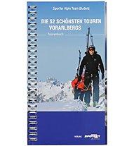Sportler Die 52 schönsten Touren Vorarlbergs, Deutsch/Tedesco