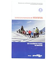 Sportler Schneeschuhwandern in Montafon - Führer, Blue/white