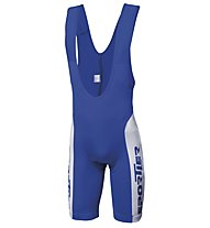 Sportler Sportler Bibshort, White/Blue