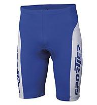 Sportler Sportler Short Radhose, White/Blue