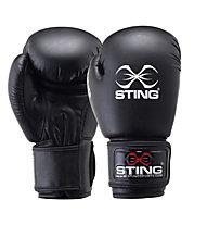 Sting Armalite Boxing Gloves 10 Oz, Black
