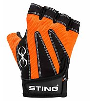 Sting Guanti fitness M1 Magnum, Black/Orange