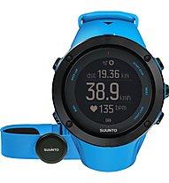Suunto Ambit3 Peak Sapphire (HR) - GPS Uhr, Saphir Blue