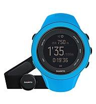 Suunto Ambit3 Sport (HR) - Orologio GPS, Blue