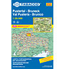 Tabacco N° 033 Pustertal/Val Pusteria - Bruneck/Brunico (1:25:000), 1:25.000