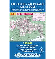 Tabacco N° 048 Val di Peio/Val di Rabbi/Val di Sole (1:25.000), 1:25.000
