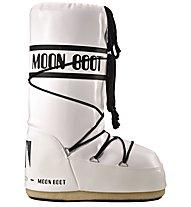 Moon Boot MB Vinil, White/Black