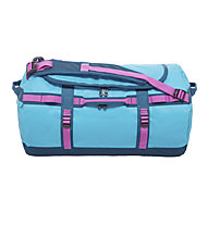 The North Face Base Camp Duffel S (2016) - borsone, Bluebird/ Sweet Violet
