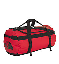 The North Face Base Camp Duffle M, TNF Red/Black