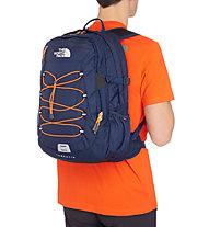 The North Face Borealis, Cosmic Blue/Power Orange