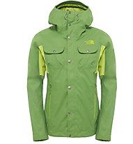 The North Face Arrano Jacke, Flashlight Green