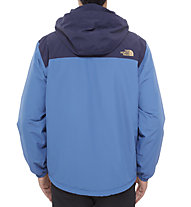 The North Face Resolve Insulated giacca con cappuccio, Dish Blue/Cosmic Blue