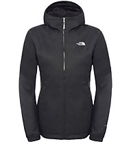 The North Face Quest Insulated Jacket Giacca con cappuccio, Black