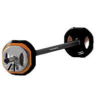 Toorx Body Pump 20 kg Hantelstange + 6 Hantelscheiben, Black
