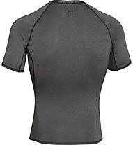 Under Armour Armour HG SS T-Shirt fitness, Grey